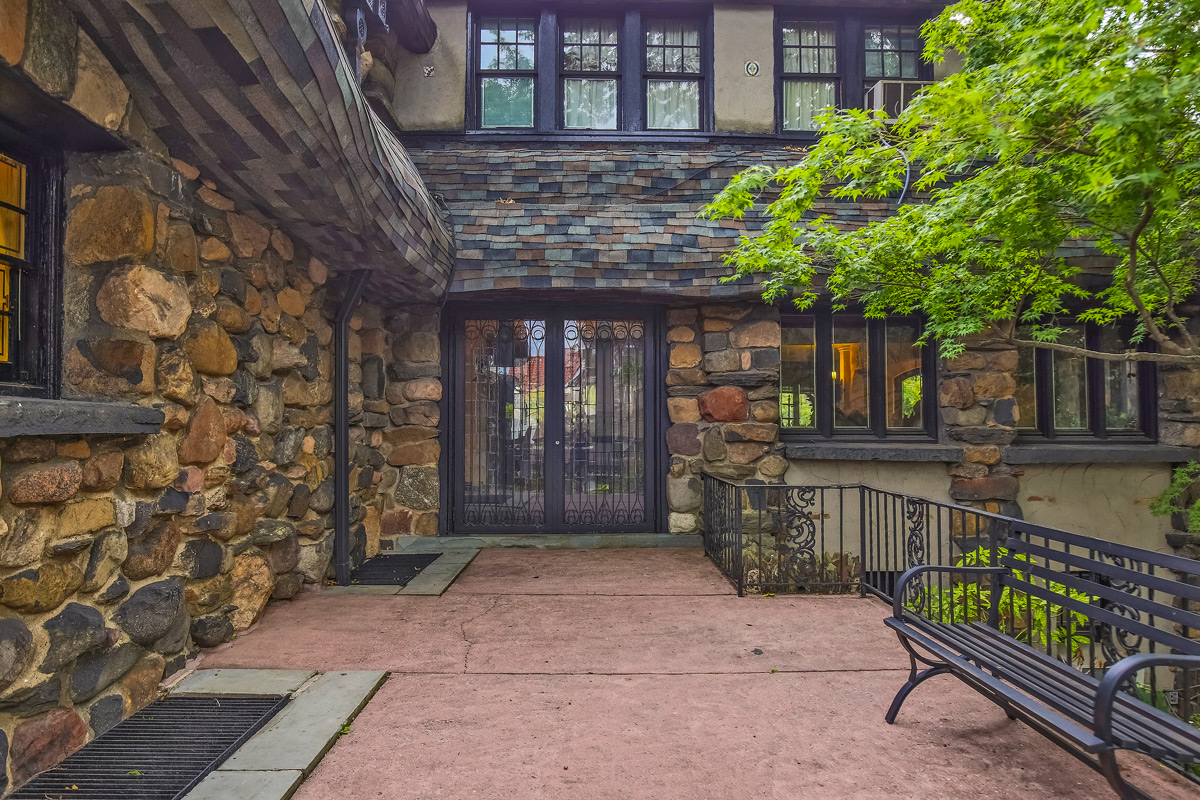Historic Brooklyn Stone Mansion The Gingerbread House On
