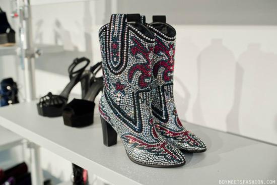 Giuseppe Zanotti's Nevada Cowboy Boots