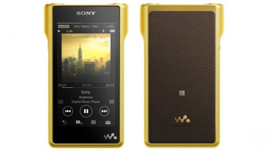 $3,200 Gold Platted Sony's Walkman