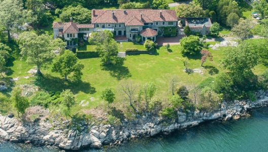 Extraordinary Connecticut's Great Island Estate On Sale For $175 Million
