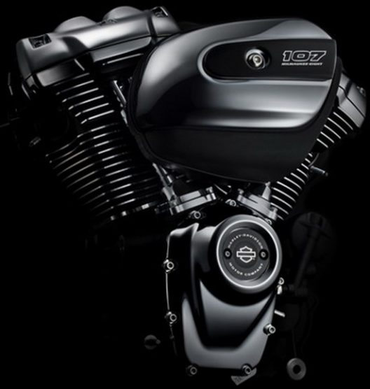 Harley Davidson Milwaukee Eight