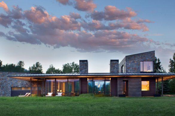 Aspensong - Jackson Hole's Luxury Residence On Sale For $18 Million