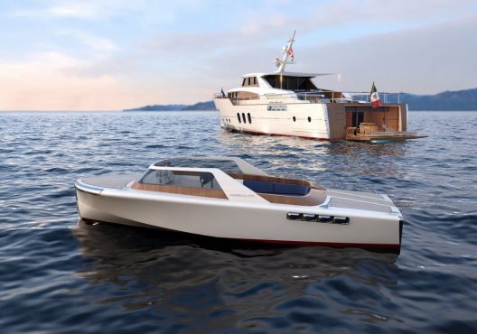Kitalpha 22 - Cantieri di Pisa's New Modern Luxury Yacht