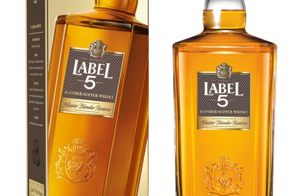 LABEL 5 Gold Heritage