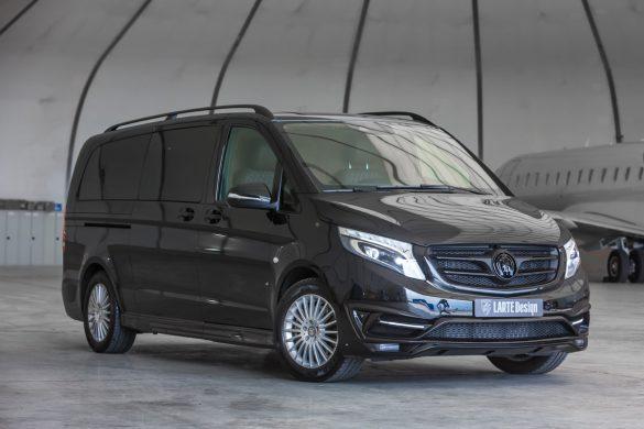 LARTE Design Black Crystal Mercedes Benz V-class