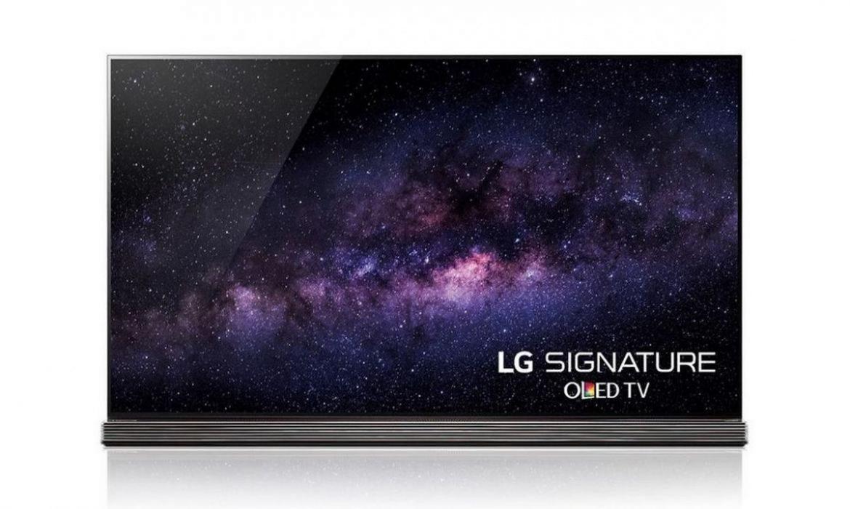 LG's 77? Signature G6 4K Ultra HD OLED TV