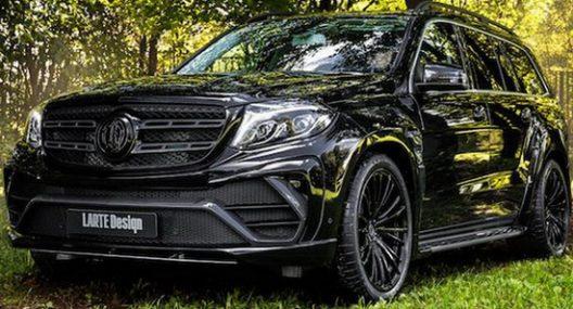 Larte Design Mercedes GLS Black Crystal
