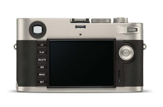 New Leica M-P Titanium Set Limited Edition