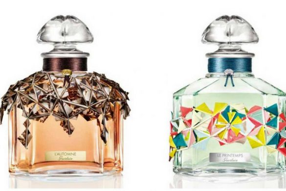 Newest Fragrance Collection From Guerlain: Les Quatre Saisons