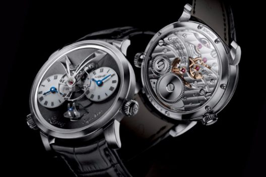 MB&F Legacy Machine No.1 Silberstein