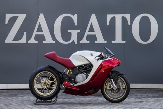MV Agusta F4 Zagato Edition