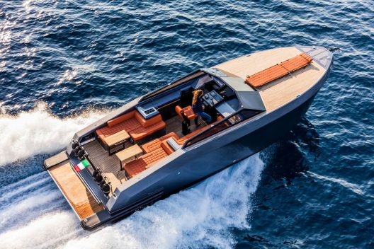 Mazu 38 Superyacht Tender