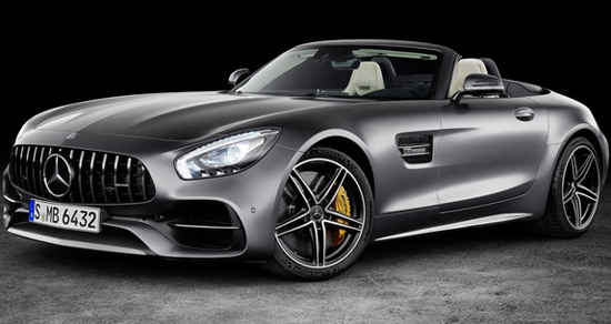 Mercedes-AMG GT Roadster Officially