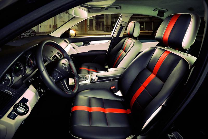 Mercedes C-class by Carbon Motors