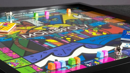 MiamiThemed Monopoly