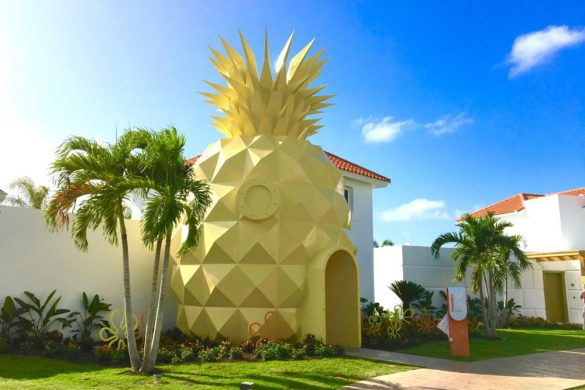 Nickelodeon Hotel & Resort in Punta Cana