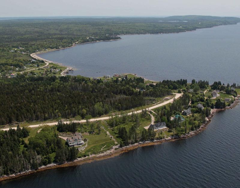 East River Point, Nova Scotia Home
