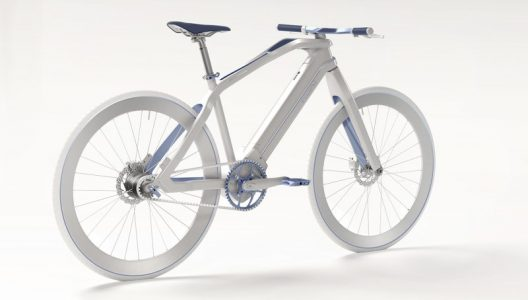 E-voluzione: Pininfarina's First Electric Bike