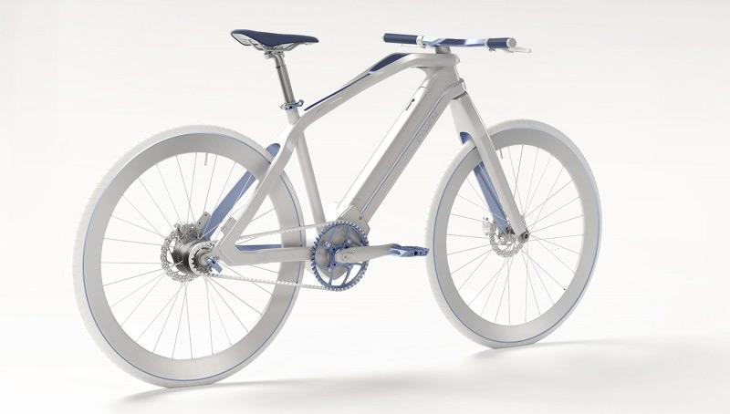E-voluzione: Pininfarina's First Electric Bike