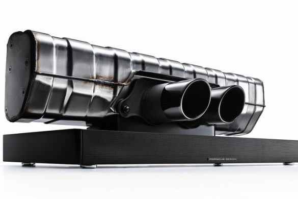 More Power For $3,500 - Porsche 911 Soundbar