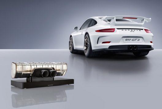 More Power For $3,500 - Porsche 911 Soundbar