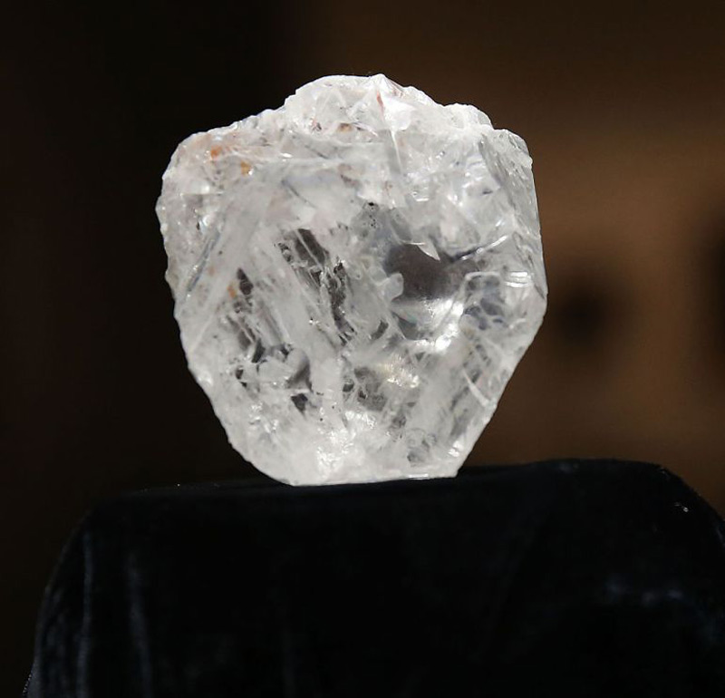 World's Most Expensive Rough Diamond Sold For $63 Million