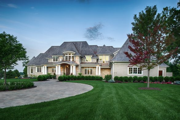 Sophisticated Seaside Lake Minnetonka Home