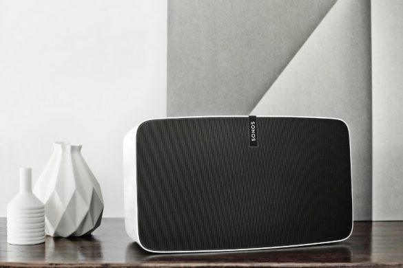 Sonos Sound System Partners Spotify