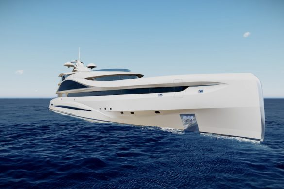 Fincantieri's New Sundance Superyacht Concept