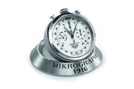 TAG Heuer Carrera Mikrograph Watch 100th Anniversary