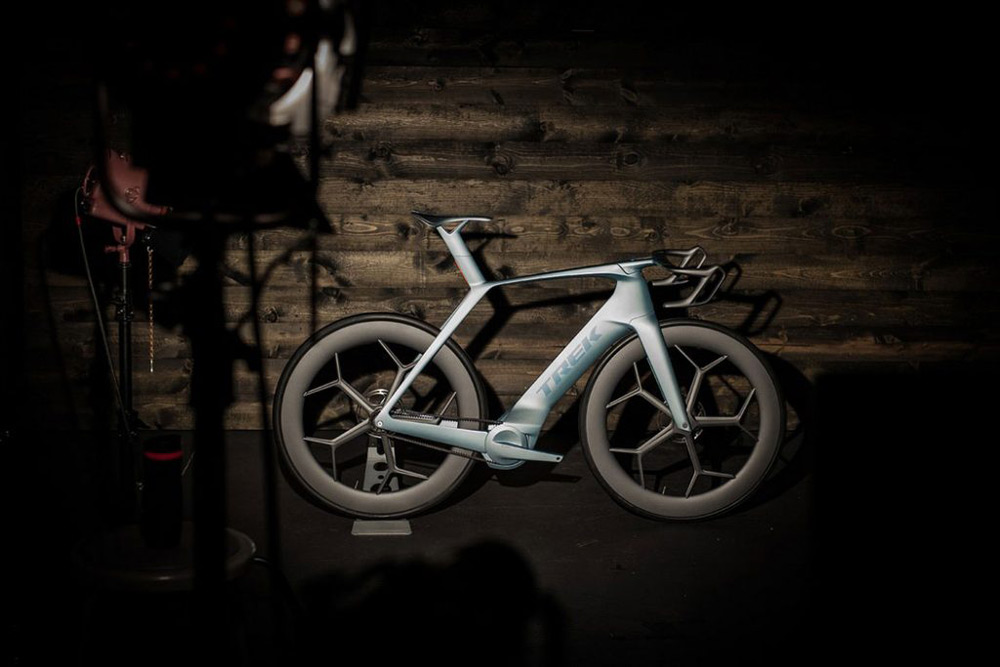 Bike Of The Future - Trek's Zora Concept Bike