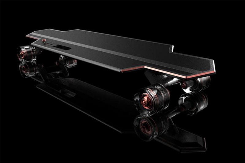 Tag Heuer Board - Innovative E-Skateboard