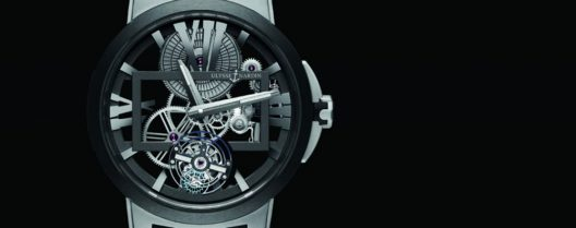 New Ulysse Nardin Executive Skeleton Tourbillon