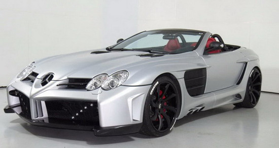 2008 FabDesign Mercedes SLR McLaren On Sale