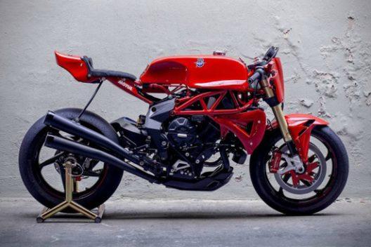 Ago TT Motorcycle