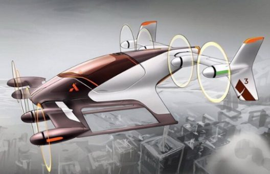 Airbus Self-Flying Taxi