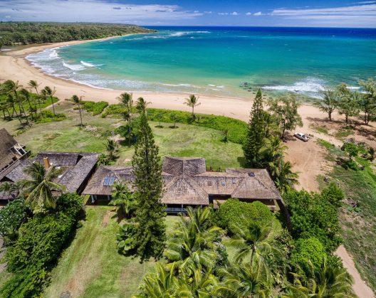 Anahola Beachfront Estate