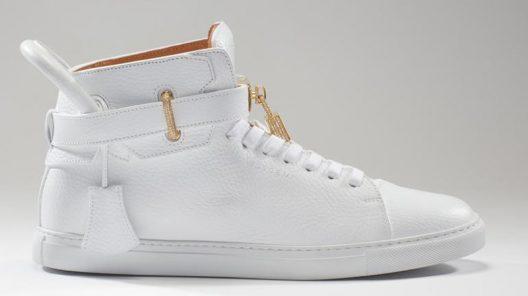Buscemi's New 100 MM Diamond Sneakers