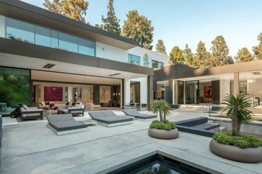 Charles Park's Beverly Hills Mansion