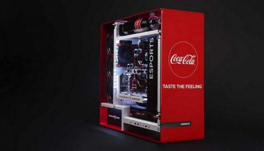 Coca Cola Gaming PC
