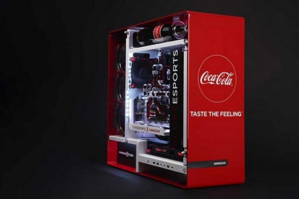 Coca Cola Gaming PC