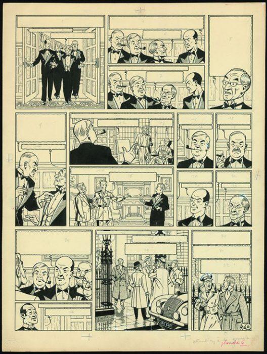 Christie's Comics & Illustrations Auction