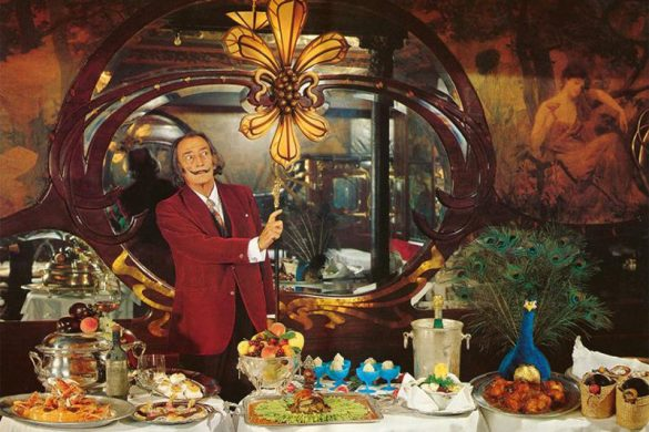 Dali's Rare Cookbook