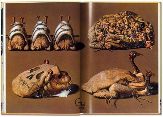 Dali's Rare Cookbook
