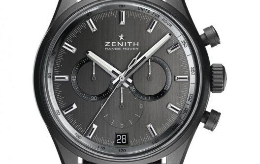 Zenith El Primero Range Rover Special Edition