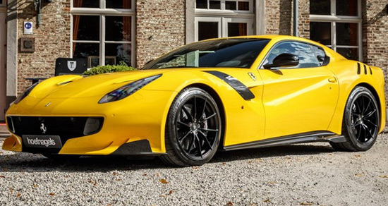 Ferrari F12tdf On Sale For €925,000