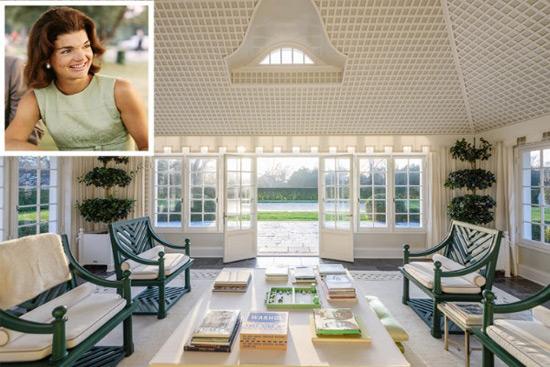 Jacqueline Kennedy Onassis' Summer House