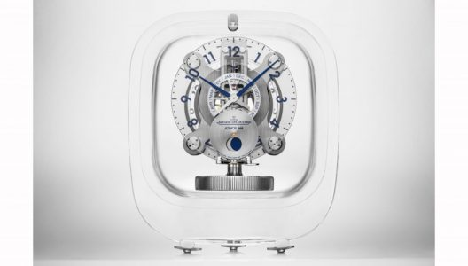 Jaeger-LeCoultre's Atmos 568 by Marc Newson