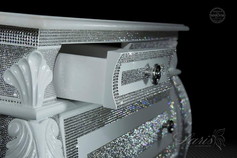 Laris Art With Swarovski Crystals