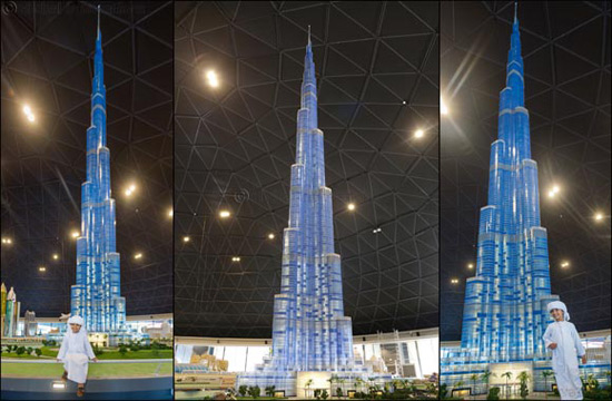 Legoland Burj Khalifa